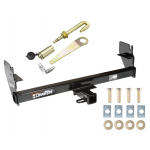 "Trailer Tow Hitch For 05-15 Toyota Tacoma Class 3 2"" Towing Receiver New w/ J-Pin Anti-Rattle Lock"