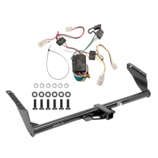 Trailer Tow Hitch For  04-10 Toyota Sienna w/ Wiring Harness Kit
