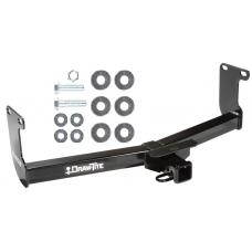 Trailer Tow Hitch For 05-10 Dodge Dakota 06-09 Mitsubishi Raider 11 RAM Dakota