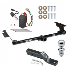 "Trailer Tow Hitch For  05-10 Honda Odyssey Complete Package w/ Wiring and 1-7/8"" Ball"