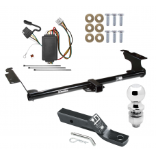 "Trailer Tow Hitch For  05-10 Honda Odyssey Complete Package w/ Wiring and 2"" Ball"