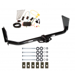 Trailer Tow Hitch For 04-06 Dodge Durango w/ Wiring Harness Kit