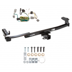 Trailer Tow Hitch For 05-07 Ford Five Hundred Freestyle w/ Wiring Harness Kit