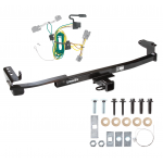 Trailer Tow Hitch For 08-09 Ford Taurus X w/ Wiring Harness Kit