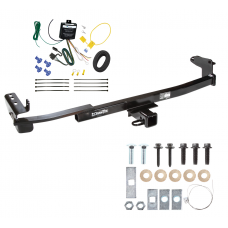 Trailer Tow Hitch For 05-07 Mercury Montego w/ Wiring Harness Kit
