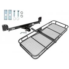 Trailer Tow Hitch For 04-10 VW Volkswagen Toureg Basket Cargo Carrier Platform w/ Hitch Pin