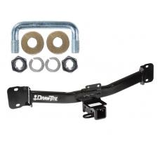 """Trailer Tow Hitch For 04-10 BMW X3 All Styles 2"""" Towing Receiver Class 3"""