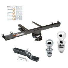 "Trailer Tow Hitch For 06-11 Mercedes-Benz ML320 ML350 ML450 ML500 ML550 Receiver w/ 1-7/8"" and 2"" Ball"