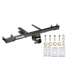 Trailer Tow Hitch For 06-11 Mercedes ML350 ML450 ML500 ML550 ML320 CDI Receiver