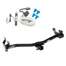 Trailer Tow Hitch For 06-10 Hummer H3 w/ Wiring Harness Kit