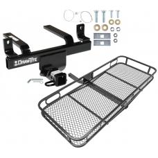 Trailer Tow Hitch For 06-10 Subaru B9 Tribeca Basket Cargo Carrier Platform w/ Hitch Pin