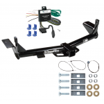 Trailer Tow Hitch For 06-10 Ford Explorer 08-10 Mercury Mountaineer w/ Wiring Harness Kit