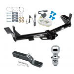 "Trailer Tow Hitch For 06-07 Mercury Mountaineer Complete Package w/ Wiring and 1-7/8"" Ball"