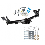 Trailer Tow Hitch For 06-07 Mercury Mountaineer w/ Wiring Harness Kit