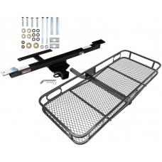 Trailer Tow Hitch For 06-12 Mercedes-Benz R320 R350 R500 Basket Cargo Carrier Platform w/ Hitch Pin
