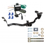 Trailer Tow Hitch For 00-06 Mazda MPV w/ Wiring Harness Kit