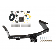 Trailer Tow Hitch For 07-11 Dodge Nitro w/ Wiring Harness Kit