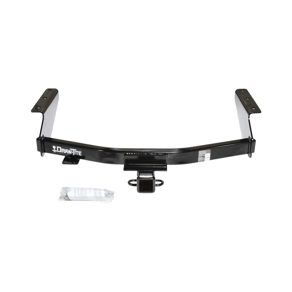 Trailer Tow Hitch For 07-11 Dodge Nitro Complete Package W