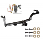 Trailer Tow Hitch For 06-08 Mitsubishi Endeavor w/ Wiring Harness Kit