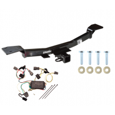 Trailer Tow Hitch For 05-09 Hyundai Tucson w/ Wiring Harness Kit