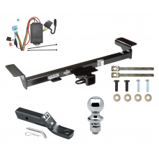 "Trailer Tow Hitch For 07-09 Acura RDX Complete Package w/ Wiring and 1-7/8"" Ball"