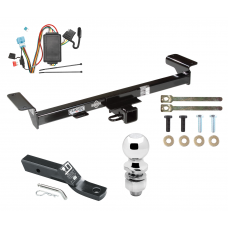 "Trailer Tow Hitch For 07-09 Acura RDX Complete Package w/ Wiring and 2"" Ball"