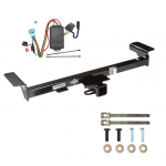 Trailer Tow Hitch For 07-09 Acura RDX w/ Wiring Harness Kit