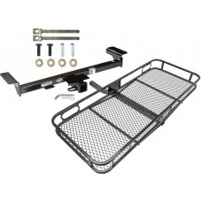 Trailer Tow Hitch For 07-09 Acura RDX Basket Cargo Carrier Platform w/ Hitch Pin