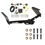 Trailer Tow Hitch For 08-12 Jeep Liberty w/ Wiring Harness Kit
