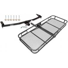 Trailer Tow Hitch For 01-08 Acura MDX Honda Pilot Basket Cargo Carrier Platform w/ Hitch Pin