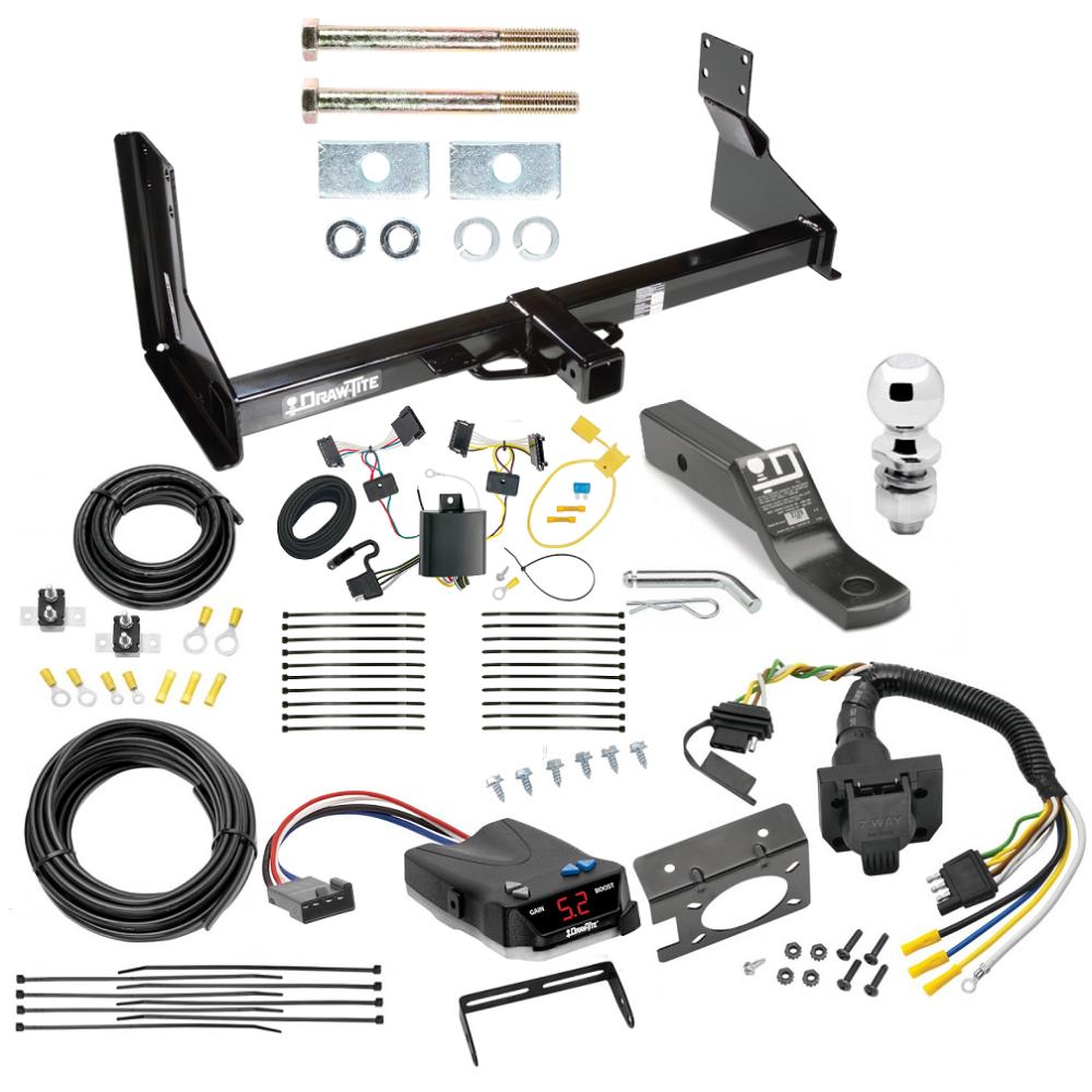Trailer Hitch and Brake Control Kit For 14-19 Mercedes-Benz ... | 2014 Mercedes Sprinter Trailer Wiring Harness |  | Trailer Jack