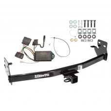 Trailer Tow Hitch For 04-12 Chevy Colorado GMC Canyon 06-08 Isuzu i-280 i-290 i-350 i-370 w/ Wiring Harness Kit