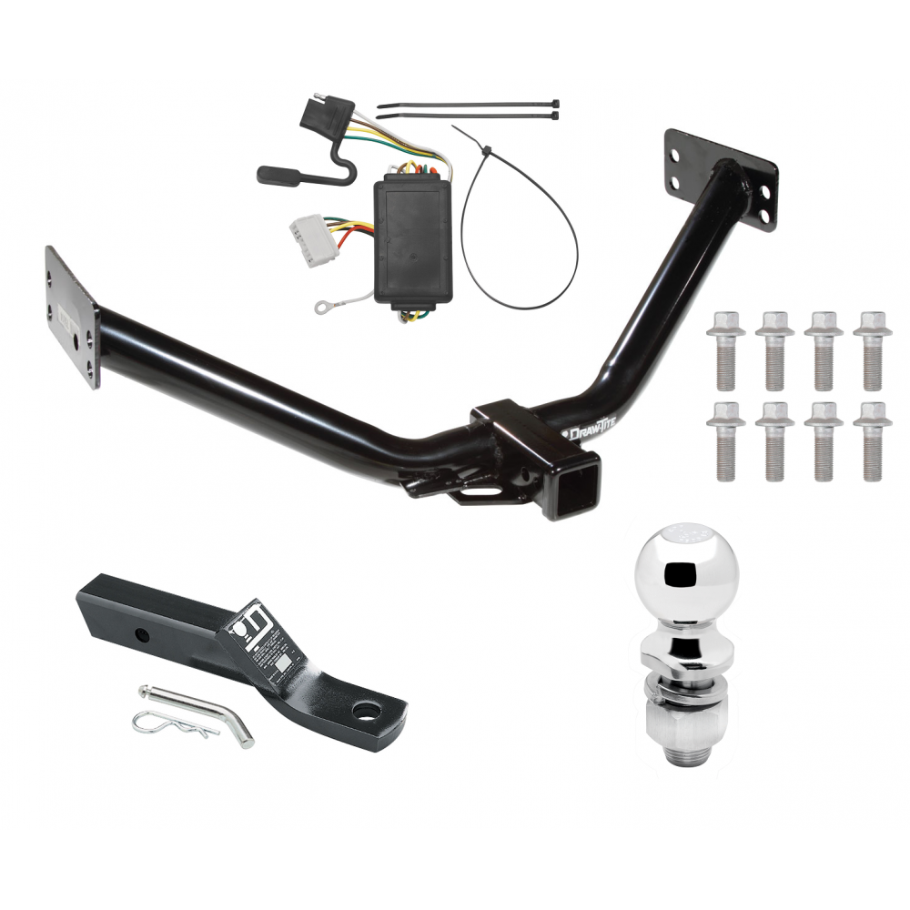 Trailer Tow Hitch For 07-13 Acura MDX Without Full Size