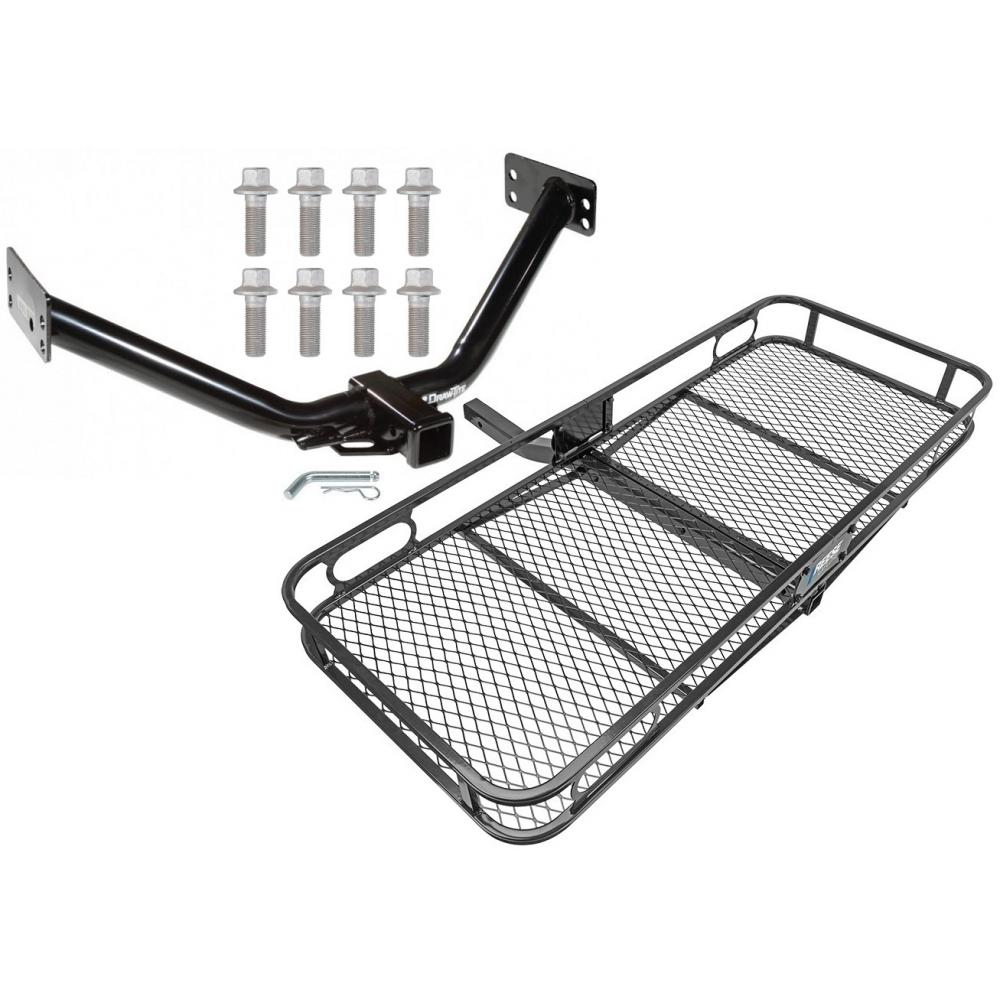Trailer Tow Hitch For 07-13 Acura MDX Basket Cargo Carrier