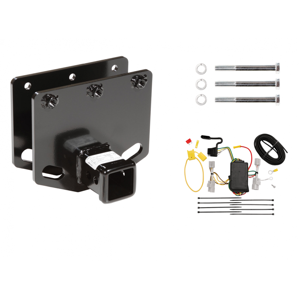 Trailer Tow Hitch For 08  Wiring
