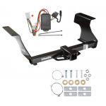 Trailer Tow Hitch For 09-13 Subaru Forester w/ Wiring Harness Kit