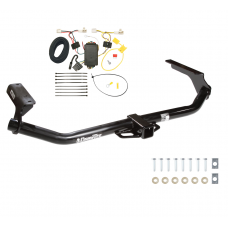 Trailer Tow Hitch For 09-16 Toyota Venza w/ Wiring Harness Kit
