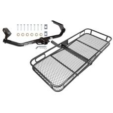 Trailer Tow Hitch For 09-16 Toyota Venza Basket Cargo Carrier Platform w/ Hitch Pin