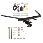 Trailer Tow Hitch For 10-19 Ford Taurus w/ Wiring Harness Kit