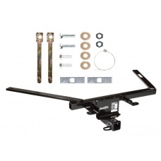 "Trailer Tow Hitch For 10-18 Ford Taurus 4-DR Sedan 2"" Receiver"