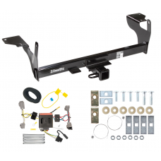 Trailer Tow Hitch For 10-17 Volvo XC60 w/ Wiring Harness Kit