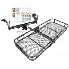 Trailer Tow Hitch For 10-17 Volvo XC60 Basket Cargo Carrier Platform w/ Hitch Pin