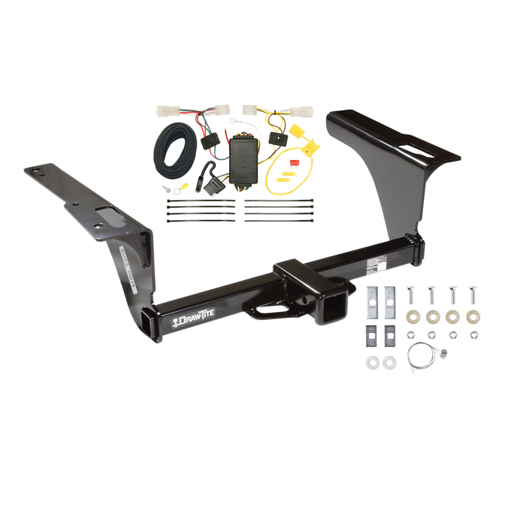 Trailer Tow Hitch For 10  Wiring