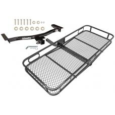 Trailer Tow Hitch For 10-15 Lexus RX350 RX450h Basket Cargo Carrier Platform w/ Hitch Pin