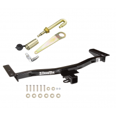 "Trailer Tow Hitch For 10-15 Lexus RX350 RX450h Class 3 2"" Towing Receiver w/ J-Pin Anti-Rattle Lock"