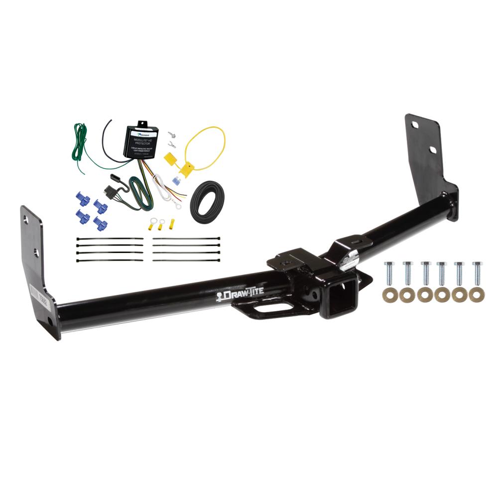 Surprising Trailer Tow Hitch For 10 16 Cadillac Srx W Wiring Harness Kit Wiring Digital Resources Sapredefiancerspsorg