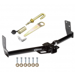 "Trailer Tow Hitch For 10-16 Cadillac SRX All Models Class 3 2"" Towing Receiver w/ J-Pin Anti-Rattle Lock"