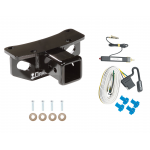 Trailer Tow Hitch For 10-19 Lexus GX460 w/ Wiring Harness Kit