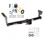 Trailer Tow Hitch For 08-14 Land Rover LR2 w/ Wiring Harness Kit