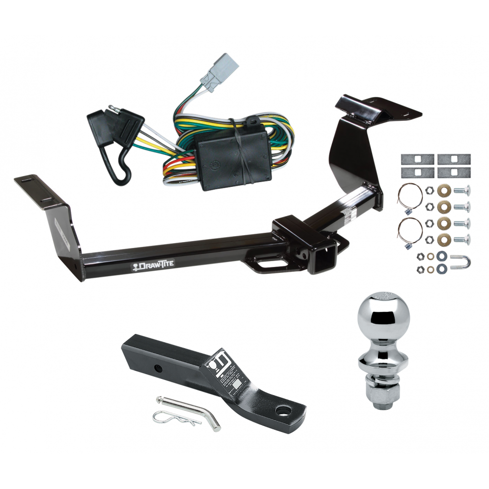 honda cr v tow package wiring diagram trailer tow hitch for 02-06 honda cr-v complete package w ... #11